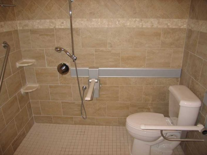 ADA bathroom design
