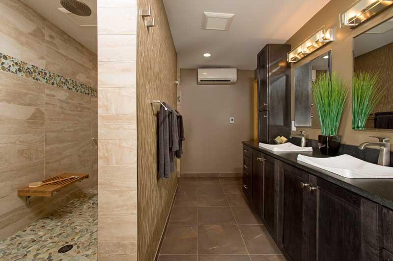 Amazing custom bath