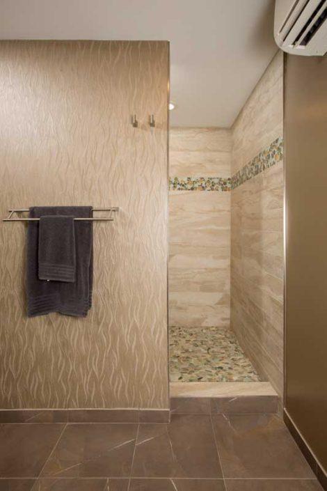 Fairfaix custom shower