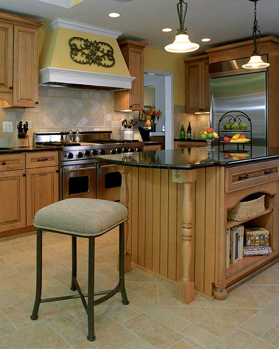 Kitchen details schroeder