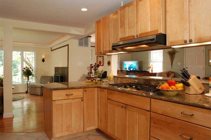 Kitchen for chef
