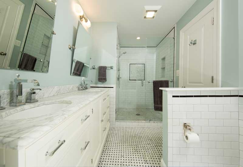 Mclean bathroom
