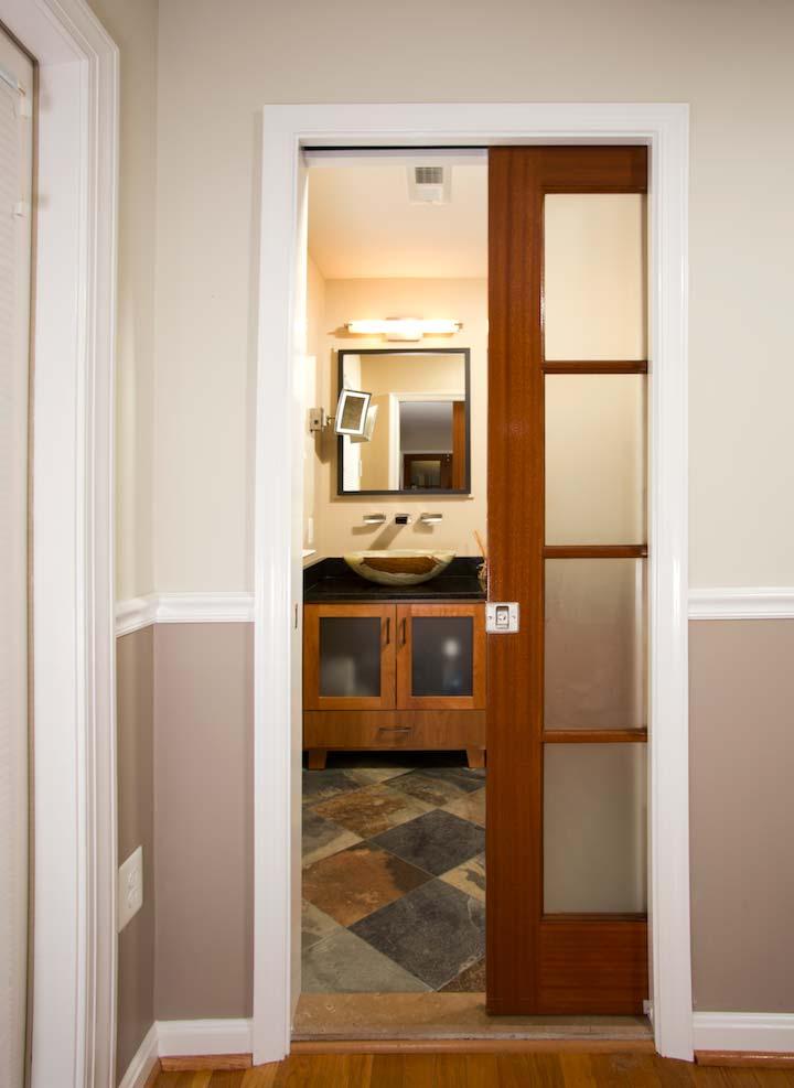 Pocket Door Remodeling
