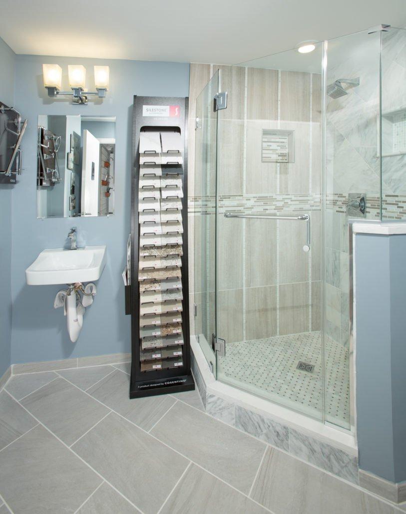 SDB Inspiration Studio Bathroom Showroom