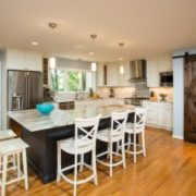The Open Concept Kitchen – One Solution Suitable for Many Lifestyle Stages