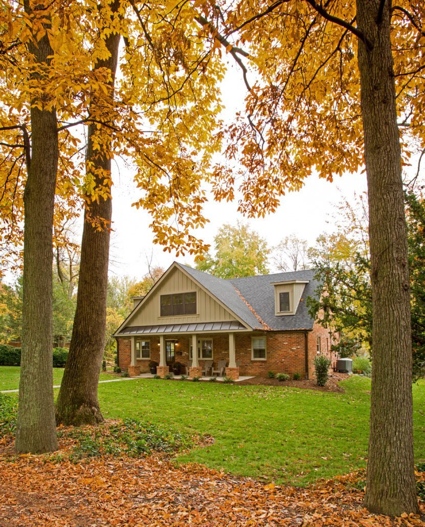 tall trees and acreage