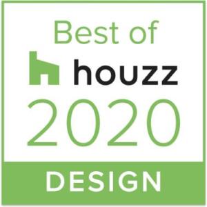 Best of Houzz Design 2020 badge