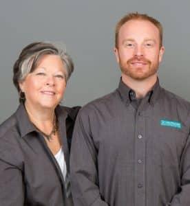 Trish Schroeder & Andrew Schroeder receive NARI Achievement Awards