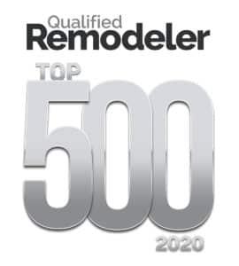 Qualified Remodeler TOP 500 2020 logo