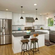 Why White Kitchens are always in Style